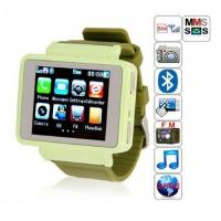 China K1 Watch Mobile Phone,Wrist Mobile Phone,Hot sale!!! Free Shipping Lady 1.8inch touch scre on sale
