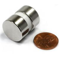 Disc Shaped Neodymium Permanent Magnets N38 Ndfeb Magnet Super Strong Manufactures