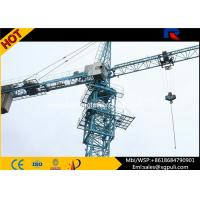 Heavy Duty Mobile Tower Crane , Building Construction Crane Lifting Height 280M Manufactures