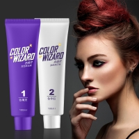 China Adult Ammonia free 100ml Fixing Hair Color Remover on sale