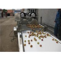 6000 * 800 * 1150 Mm Vegetable Dryer Machine , High Performance Commercial Food Dehydrator Manufactures