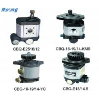 Hydraulic Pump with Valve (CBQ-16-19/14-YC) Manufactures