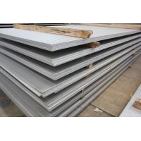 Buy cheap 430 Stainless Steel Sheet / Magnetic Hot Rolled Steel Plate For Chemical Industry from wholesalers