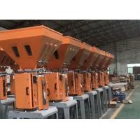 Four Dosing Additives Gravimetric Mixer With Touch Screen Operation Manufactures