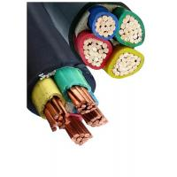 4 Cores 0.6/1kV CU PVC Insulated Power Cable Power Transmission Cable With IEC Certified Manufactures