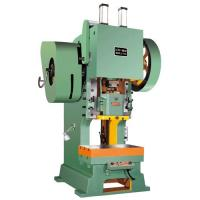C-frame Fixed Bolster Presses Manufactures
