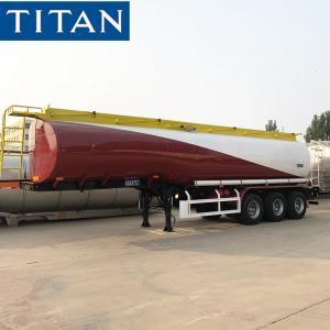 TITAN 33000 liters fuel petrol transportation tanker trailers Manufactures