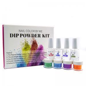 1000 colors dip powder set dipping base powder nails salon professional products Manufactures