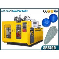 HIPS Decration Christmas Ball Automatic Blow Molding Machine 1200BPH Capacity Manufactures