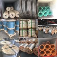 Buy cheap 1x37 Guy Wire Cable / Stay Wire / Messenger Wire / Earth Wire / Ground Wire from wholesalers