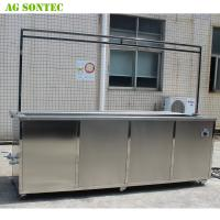 Quality Ultrasonic Blind Cleaning Machine Venetians Cleaning 300 Verticals Blind for sale