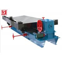 China Gold Ore Dressing Equipment Vibration Shaker Table High Separating Efficiency on sale