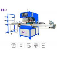 3 Phase High Frequency PVC Welding Machine AC380V With Auto Feeding System Manufactures