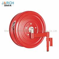 Fire Accessories Retractable Hose Reel Metrix Fire Fighting With Bladder Foam Tank Manufactures