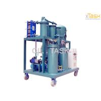 China Vacuum Oil Water Separator and Oil Dehydration Purification System Series TYA-D on sale