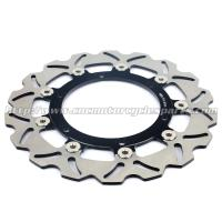 300mm Motorcycle Brake Disc Brake Rotor Front Aprilia Caponord 1000 Aluminum Manufactures