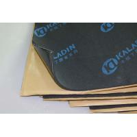 Quality 3 Layers Sound Proof Material Noise Absorbing Foam Heat Insulation Materials for sale
