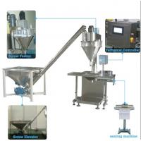 China Semi Automatic Milk Tea Powder Bag Packing Machine For 50g-2kg Low Noise on sale