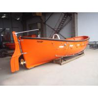IACS Approved Marine Open Type Lifeboat For Sale Manufactures