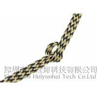 Flame Resistant Electrical Braided Sleeving For Wiring Harness Loom Wire Cover Manufactures
