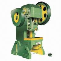 Open back inclinable screw press with casting iron bed Manufactures