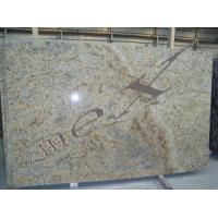 China Golden Crystal Granite Countertop on sale