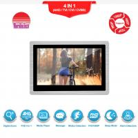 Intercom Door Bell Video Door Phone 10.1 inch Color LCD Display Touch Screen 1080P Doorbell Camera Manufactures
