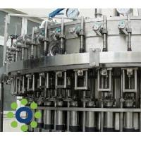 DCGF50-50-12 Carbonated Drinks 3-in-1 Filling Machine Manufactures