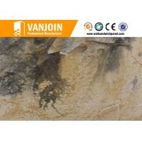 Quality Eco friendly Soft Decorative Stone Tiles , Flexible Stacked Stone Tile for sale