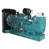 China Durable Six Cylinders Diesel Engine Generator Electrical Fuel Injection Type on sale