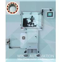 Wind 6pole 9poles 12pole brushless stators Three axis BLDC Stator winder needle winding Manufactures