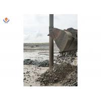 High Power 260 KW Vibroflotation Device / Compacted Pile Equipment Manufactures