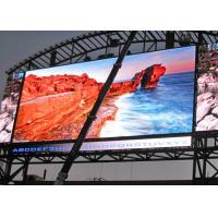 Quality P5mm LED Screen 5mm Pixel Pitch Outdoor Large Digital Advertising LED Display for sale