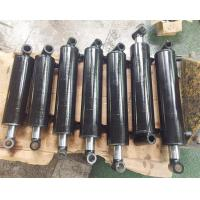 China Welded Cross Tube 1 Inch Hydraulic Cylinder for Construction Machine on sale