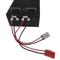 24V 200 AMP Hour Deep Cycle Lithium Ion Big Battery Pack Manufactures