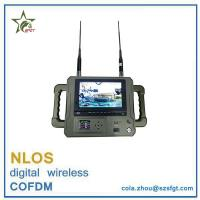 China Military Handheld COFDM Wireless Video Receiver on sale