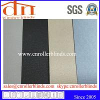 China UV Protect Polyester PVC Blackout Roller Blind Fabric on sale