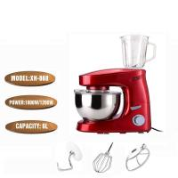 China Easy Operation Electric Dough Mixer 50 / 60 Hz Stand Mixer Blender With CE CB GS on sale
