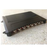 Passive Wireless Data Transfer UHF Rfid Reader Long Range 8 Ports Inventory Manufactures