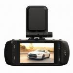 Ambarella A2 Vehicle Driving Video Recorder, GPS, G-sensor, Motion Detection, 5.0MP CMOS Sensor Manufactures