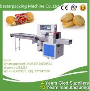 High speed sesame rolls pillow packaging machine Manufactures