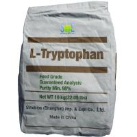 98% Pure L Tryptophan Powder Nutritional Livestock Feed Additives SAA-TRYL98 Manufactures