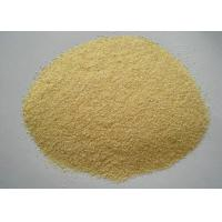 Pure Natural Dried Fried Garlic Granules Flowing Powder 16 – 26 Mesh Manufactures