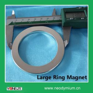 Customised Large Neodymium Ring Magnet L130mm Manufactures