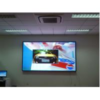 SMD2121 4mm Pixels Ali Full Color Indoor Led Display Screen For Airport Manufactures