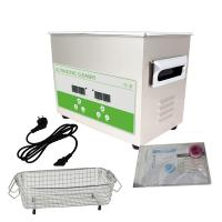 2L to 30L Tabletop Ultrasonic Circuit Board Cleaner For Electronics Manufacturing Manufactures