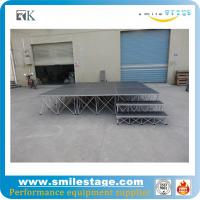 China Used Aluminum Stages Portable Stagings for Concerts on sale