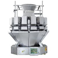 Multihead Weigher Packing Machine For Cheese Jelly Candy Cotton Candy Industry Manufactures