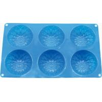 China eco-freindly high quality anti-aging easy to wash silicone cupcake molds on sale