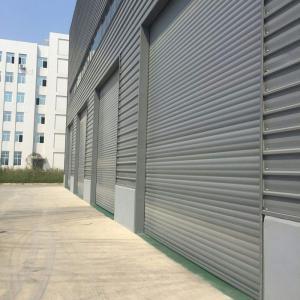 Automatic Electric Aluminum Roller Shutter door  for Garage door or windows Manufactures